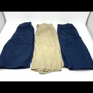 3 pair Faded Glory School Shorts!